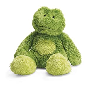 Manhattan Toy Cozies Small Frog Plush