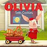 img - for OLIVIA Sells Cookies (Olivia TV Tie-in) book / textbook / text book