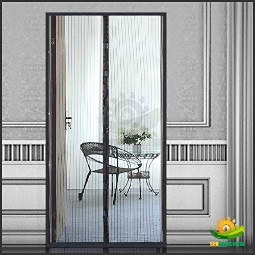 Walk Through Screen Door : Windscreen less magnetic screen door quot , heavy