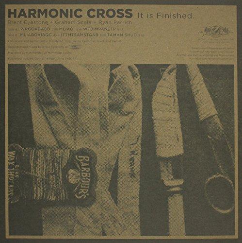 HARMONIC CROSS - IT IS FINISHED