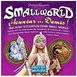 Asmodee - SW02 - Jeu de Stratégie - Extension - Smallworld - Honneur aux Dames