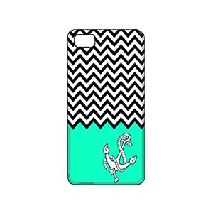 Vibhar printed case back cover for Micromax Unite 3 BWAnchor