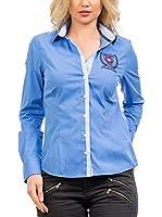 Signore Dei Mari Camisa Mujer Gloria (Azul)
