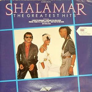 Shalamar Shalamar Greatest Hits Inc Megamix Amazon