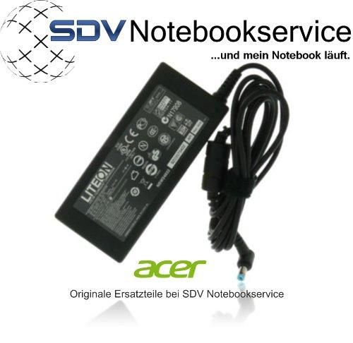 Neu: Original Acer Notebook Netzteil 19V / 4,74A, 90W Aspire 5741 5741G 5741ZG