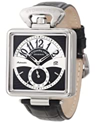 Stuhrling Original Men's 146A.33151 Special Reserve Castello Automatic Mechanical Date Black Watch