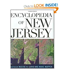 Encyclopedia of New Jersey by Maxine N. Lurie, Marc Mappen and Michael Siegel