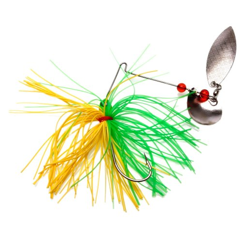 High Quality Fishing Tackle Fishing Hook Spinnerbait