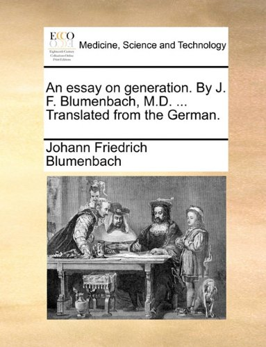 essay on generation