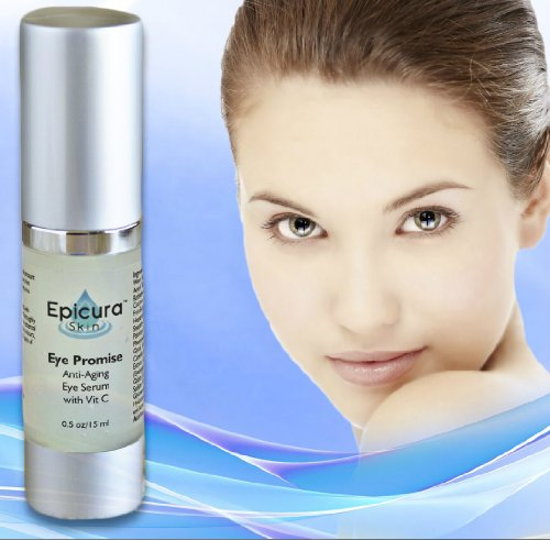 Best Anti Aging Eye Cream With Vitamin C From