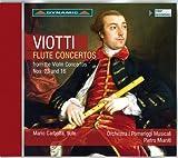 echange, troc  - Concertos pour flûte nos 16 & 23
