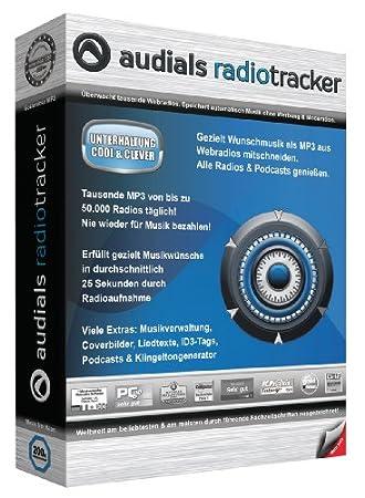 Audials Radiotracker 8