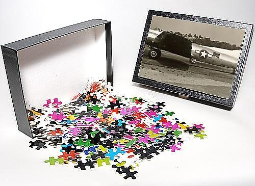 Photo Jigsaw Puzzle of Boeing B-17G Flying Fortress taxies out