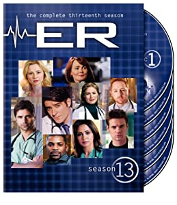 ER: The Complete Thirteenth Season from Warner Home Video