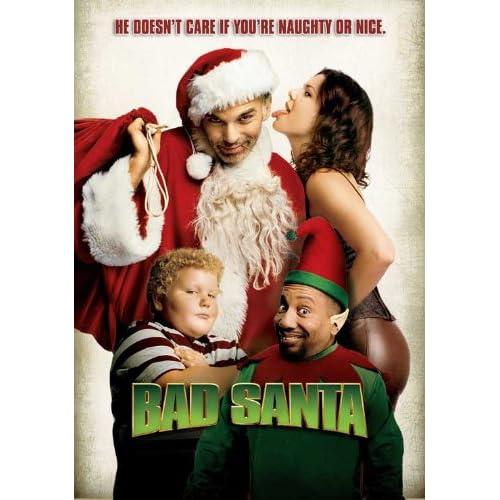 Bad Santa Movie Poster (27 x 40 Inches - 69cm x 102cm) (2003) Style E ... Lauren Graham Bad Santa