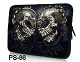 Two skulls Universal 12.5