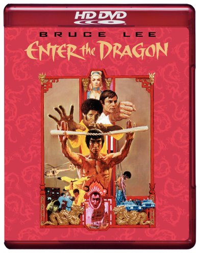 Cover art for  Enter the Dragon [HD DVD]