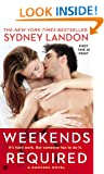 Weekends Required (Danvers Novels)