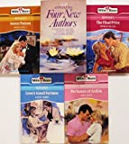 img - for Mills Boon (Romance) Introducing Four New Authors 4 Book Box Set: Love's Good Fortune, The Final Price, Sweet Poison, Perfumes of Arabia book / textbook / text book