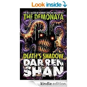 Death's Shadow (The Demonata, Book 7)