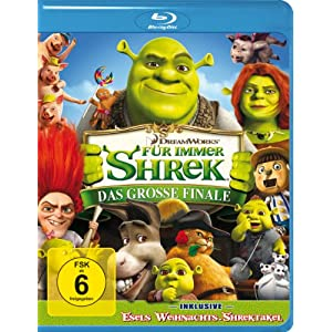 Shrek 4 (Blu-ray)