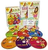 My Talking Toddler Early Communication Development System 9 Disc DVD & CD Set - Beginning Speech Volume 1