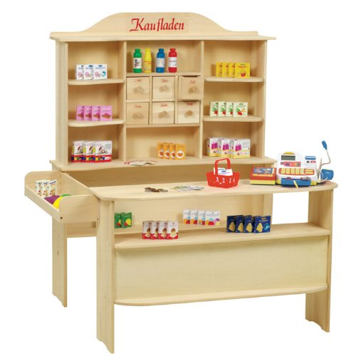 Roba Kaufladen aus Holz inkl. Kaufladenzubehör