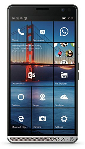 HP Hp Elite X3 4 G 64 GB cromo, grafite