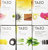 Tazo Assorted Tea Sampler (Pack of 6)
