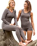 Damen Leggings mit Spitze