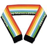 クラブワールドカップ FCWCセブンカラーズニットマフラー2013
