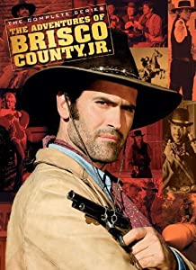 27 x 40 The Adventures of Brisco County Jr. Movie Poster