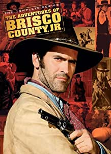 The Adventures of Brisco County Jr. 11x17 Movie Poster (1993)