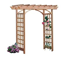 Hot Sale Arboria Berkeley Cedar Arbor