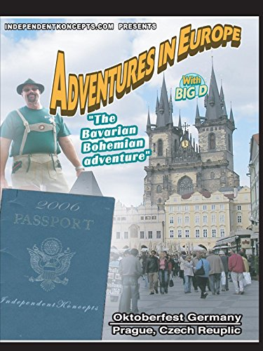 Adventures in Europe
