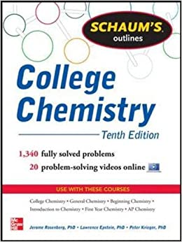 college chemistry 1 Chem 360 jasperse final exam notes special topics 1 preview for acs-sandardized final exam 1 70 multiple choice questions each has four possible answers.