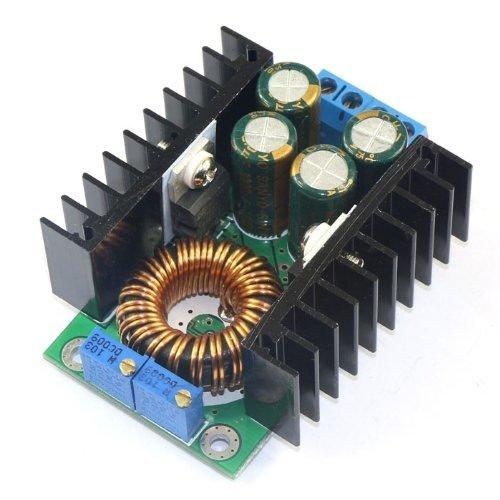 Makerfire® Constant Current/Voltage Dc Buck Converter 7-40V To 1.2-35V Led Driver Charger Module 8A Diy