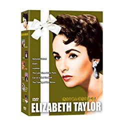 Elizabeth Taylor Collection (National Velvet, Giant, Ivanhoe, The Last Time I Saw Paris, Cat On A Hot Roof, The Taming Of The Shrew)