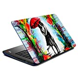MeSleep Couple Hug Laptop Skin