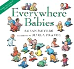Everywhere Babies lap board book