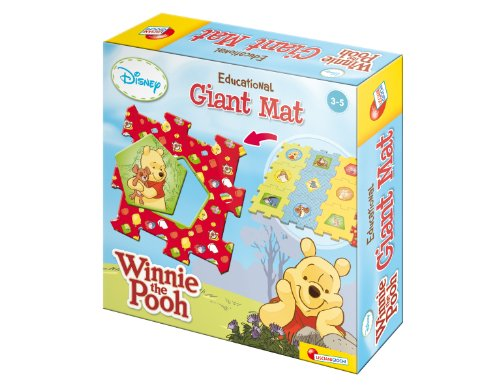 Alfombra de actividades en la gu a de compras para la familia - Alfombra winnie the pooh ...