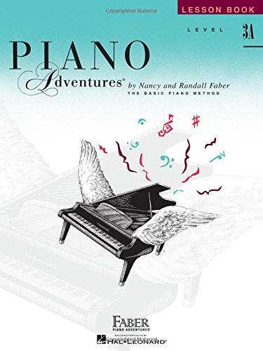 Level 3A - Lesson Book: Piano Adventures