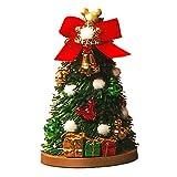 Amazon.co.jp11/1~ ディズニー クリスマス 2016 卓上 テーブル ツリー ミニ クリスマスツリー (17.5cm) クリスマス 飾り (ディズニーリゾート限定)