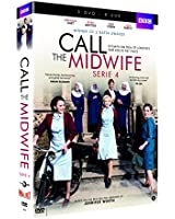 Call the Midwife - Series 4 + 2014 Christmas Special [DVD] [IMPORT]