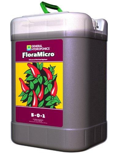 General Hydroponics Flora Micro, 6-Gallon