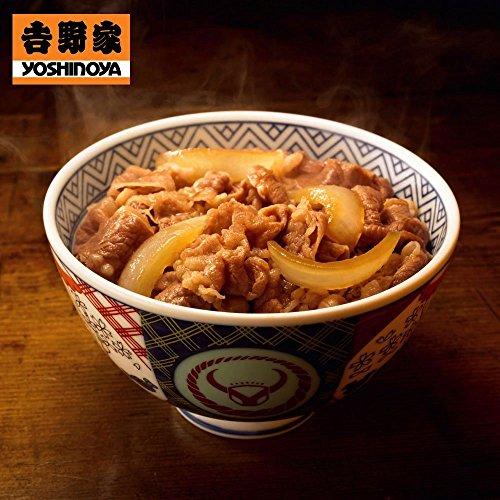 吉野家 冷凍牛丼の具 10食入り 【レンジ、湯煎対応】