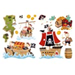 Baby-Walz Stickers dco  Pirate 