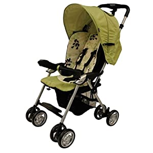 Combi Cosmo 2010 Lightweight Stroller, Jade (Discontinued by Manufacturer)