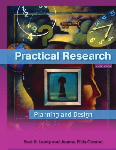 Practical Research: Planning and Design (with...