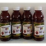 Nature's Pearl 100% Muscadine Juice 4 Pack